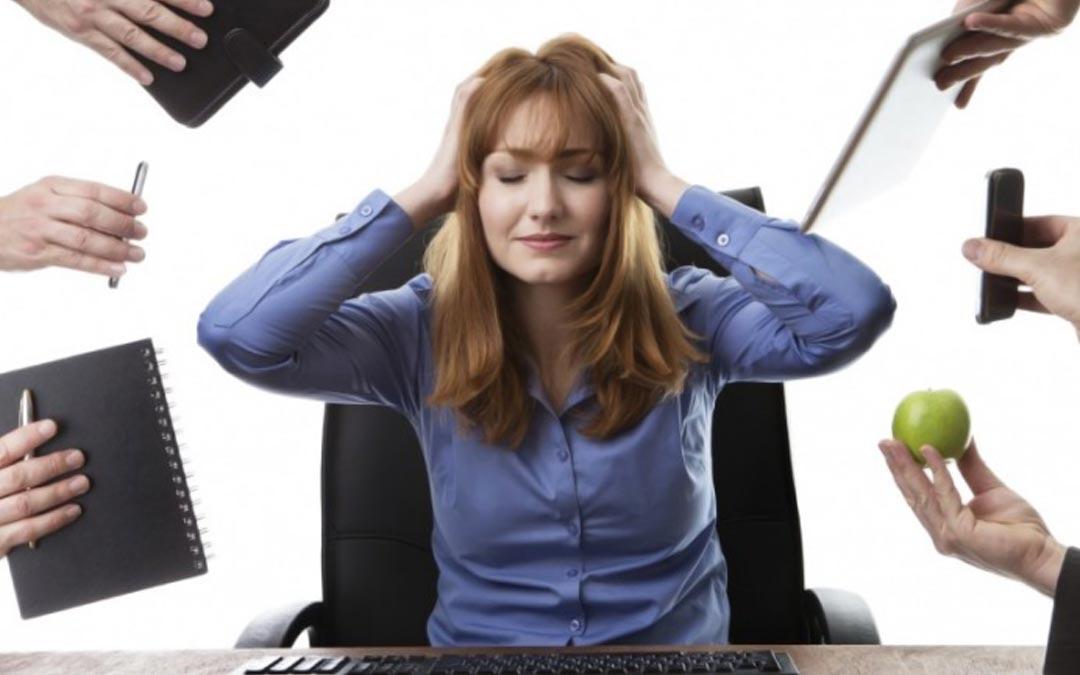 Problemas de estrés